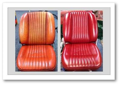 Car Leather Repairs And Restoration